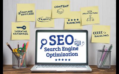 Оптимизация за търсачки (SEO)